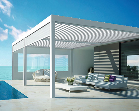 Retractable Awnings Toronto | Patio Awnings & Canopies Canada