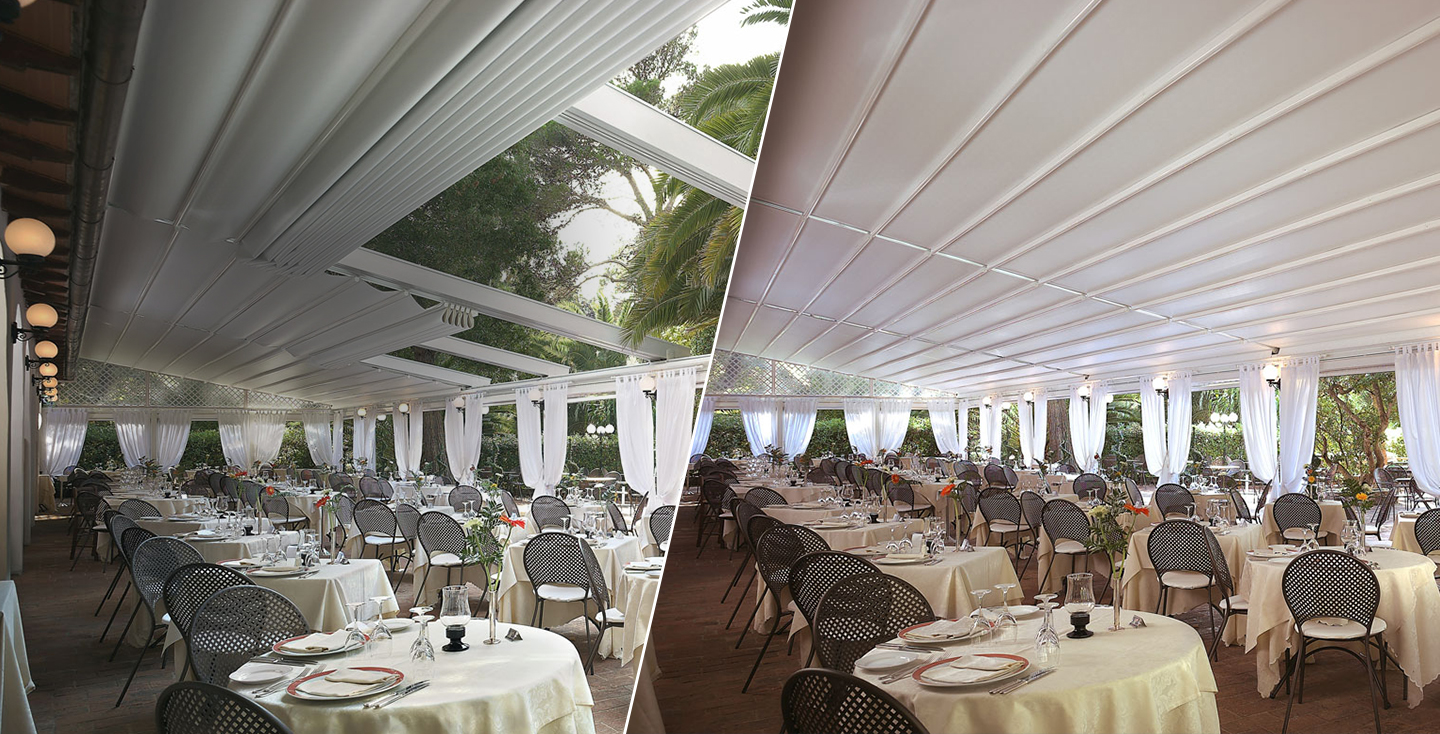 Rolltec Retractable Awnings Toronto | Patio Awnings ...